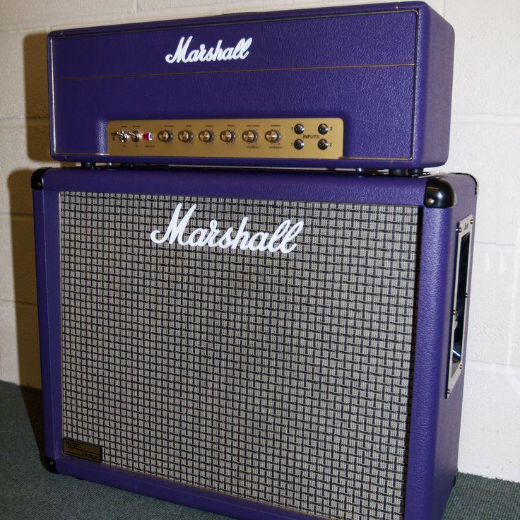 Marshall Plexi Reissue | Thread: FS: Marshall 1987x 50 watt plexi in purple