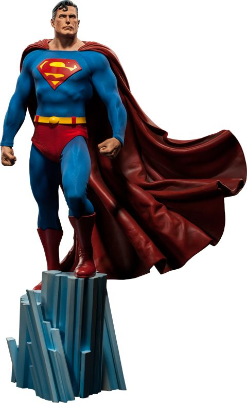 Superman Premium Format™ Figure by Sideshow Collectibles