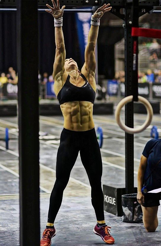 Crossfit Body Women 379 best images...