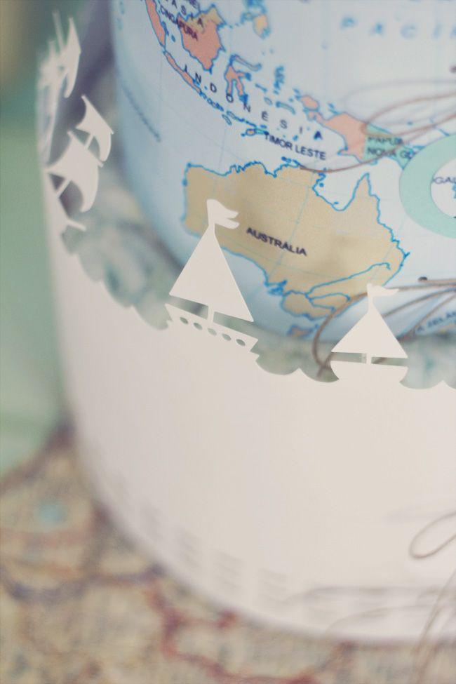 Con botas de agua Tarta de pañales El sombrero de papel Diaper cakes El sombrero de papel
