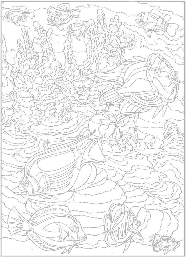 1369 best Coloring - Adults images on Pinterest   Coloring books ...