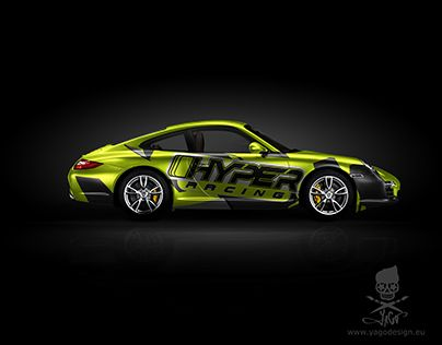 """Check out new work on my @Behance portfolio: """"HYPER RACING POWER"""" http://be.net/gallery/50234711/HYPER-RACING-POWER"""