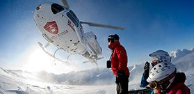 THE GCH EXPERIENCE - Canada's best heli-skiing program: flexible heli-skiing holidays, small groups & unlimited vertical.