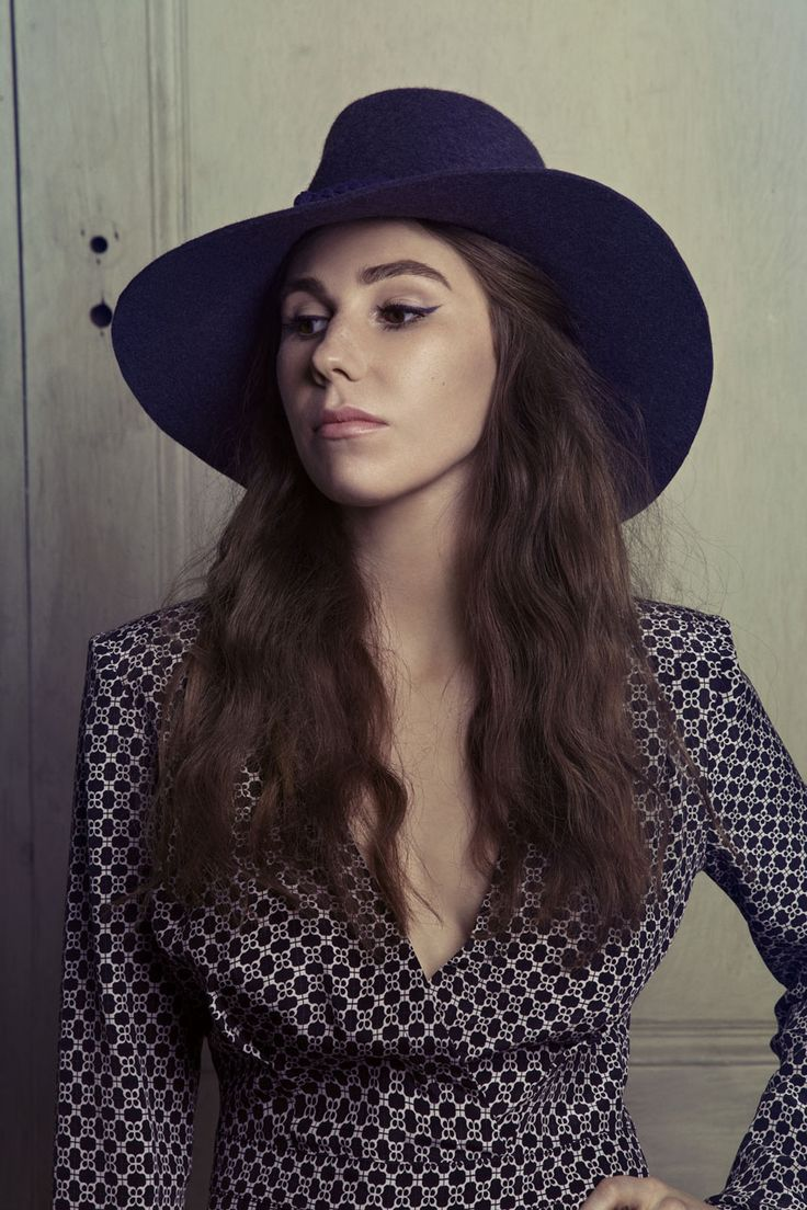 Tom Hines | Zosia Mamet, Our Kind of Girl: Foam Cover Story