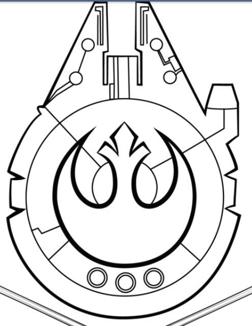 Falcon with Rebel Symbol Tattoo | Tattoos | Pinterest