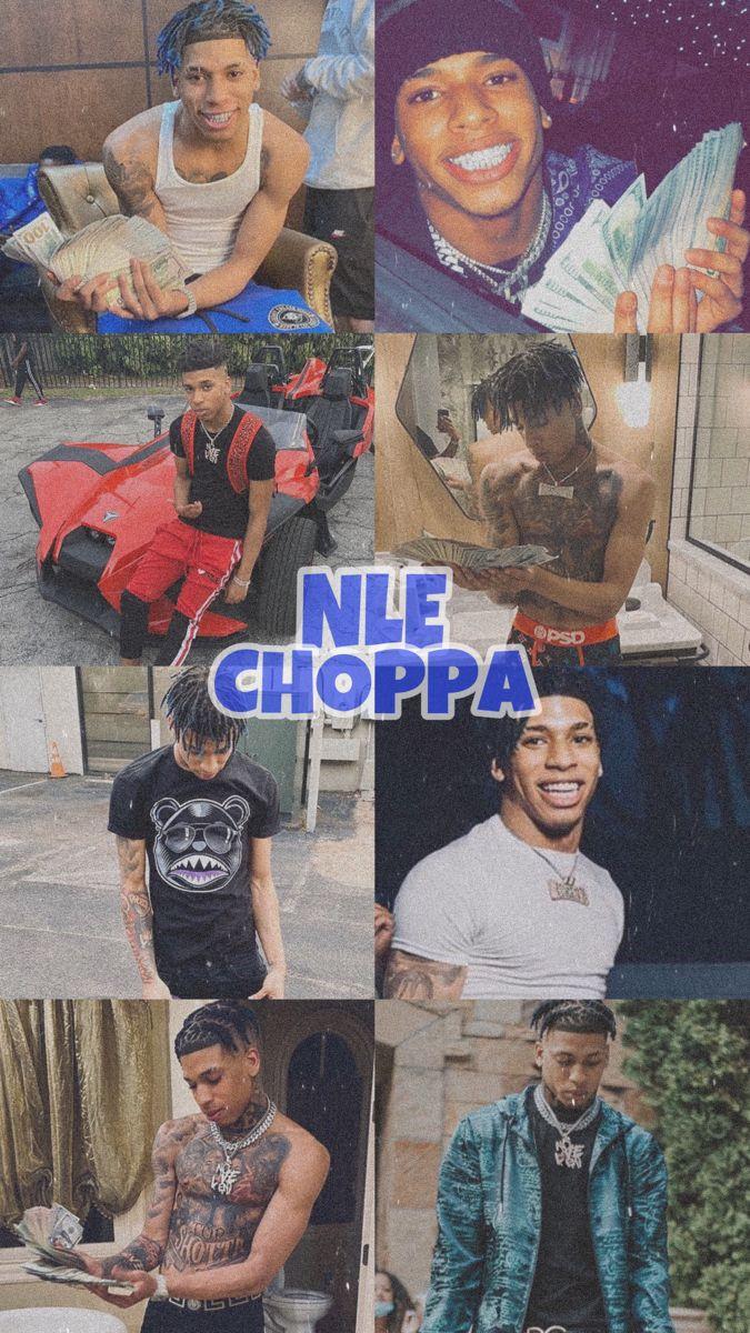 Nle Choppa Cute Lockscreens Nle Choppa Edgy Wallpaper Aesthetic wallpaper nle choppa
