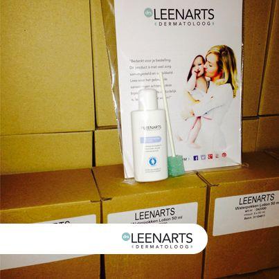 Marjolein Leenarts is de eerste dermatoloog die een product heeft ontwikkeld voor de behandeling van waterpokken.
