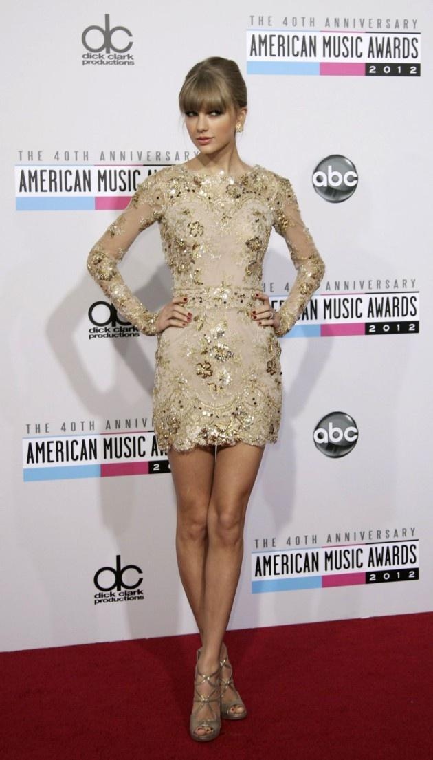 In beeld: American Music Awards - KnackWeekend.be