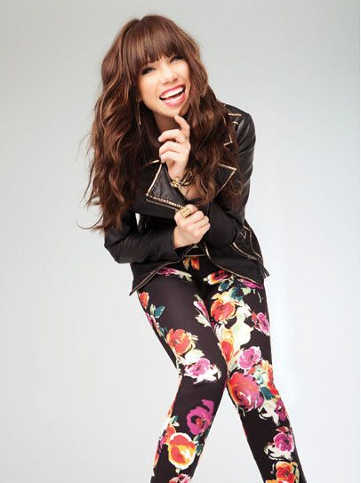Carly Rae Jepsen is the face of Wet Seal