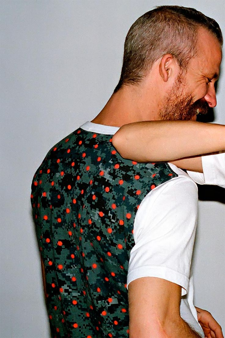 Supreme and COMME des GARÇONS SHIRT 2013,  Chloë Sevigny and skater Jason Dill photographed by Ari Marcopoulos.