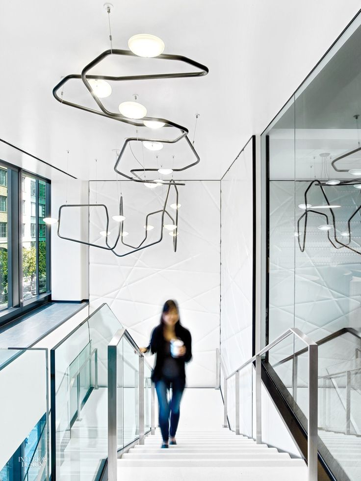 At linkedin san francisco office by interior architects graphics lead the way