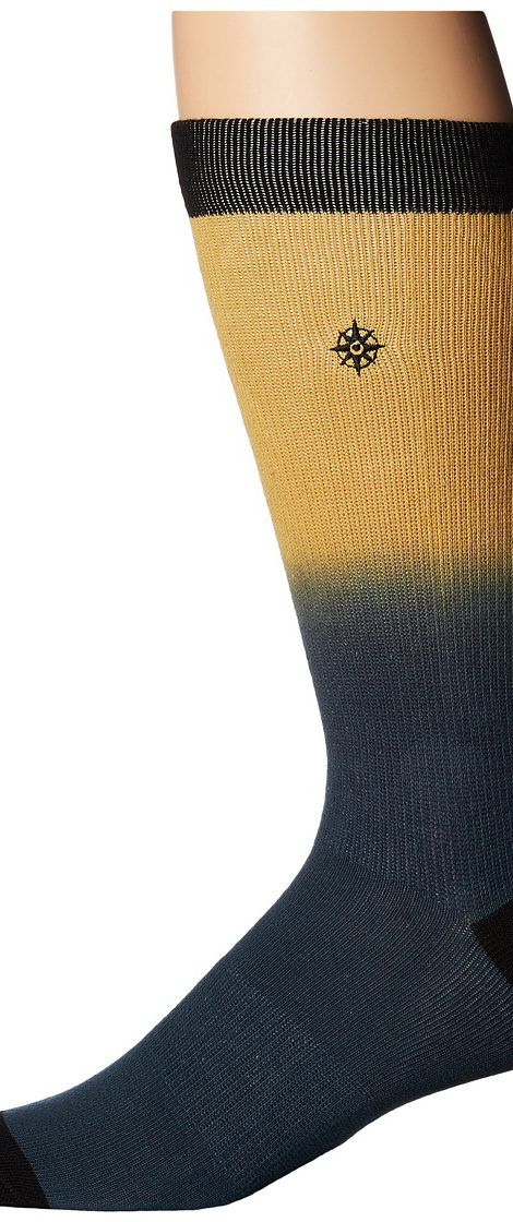 Richer Poorer Swell California Collection Crew (Navy) Men's Crew Cut Socks Shoes - Richer Poorer, Swell California Collection Crew, MVH-SWEL02, Footwear Socks Crew Cut, Crew Cut, Socks, Footwear, Shoes, Gift - Outfit Ideas And Street Style 2017