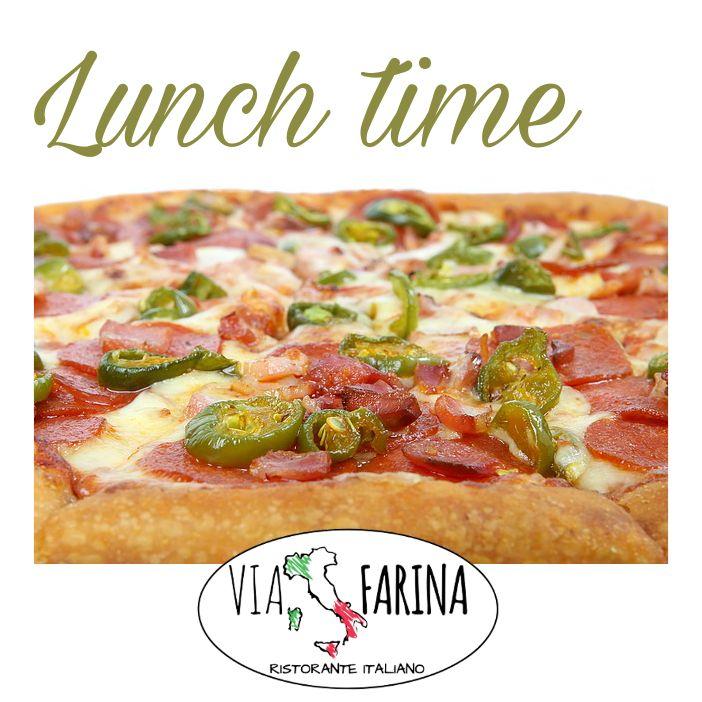 ✪ LUNCH TIME ✪  Od śniadania minęło już trochę czasu :)  Czujesz głód? ☟ ☟ ☟ ☛ Wszystkie pyszne dania, znajdziecie oczywiście w naszej karcie ☛ http://www.viafarina.pl/o-nas/ ☚  ✪ Zapraszamy ✪  #restauracjawłoska #Niepołomice #Kraków #Wieliczka #Pizza #Italia #menu #Obiad #lunch #kręgle #pysznejedzenie #zaproszenie #nawynos #dostawa