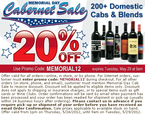 memorial day sales niagara falls ny