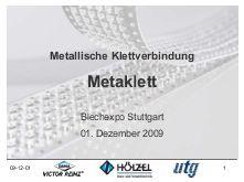 PDF Blechexpo Stuttgart 2009: PDF Blechexpo Stuttgart 2009