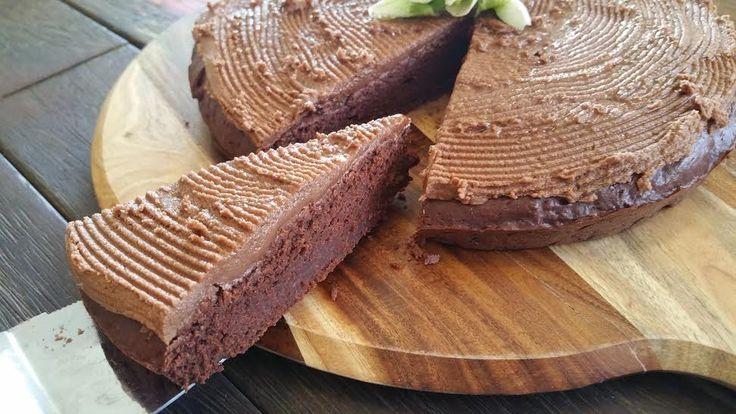 Thermotwinning: Chocolate Beetroot Cake