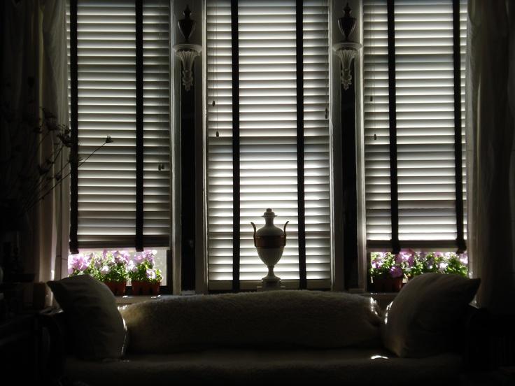 Venetian blinds summer 2008 magnaverde home sweet home for Summer house blinds