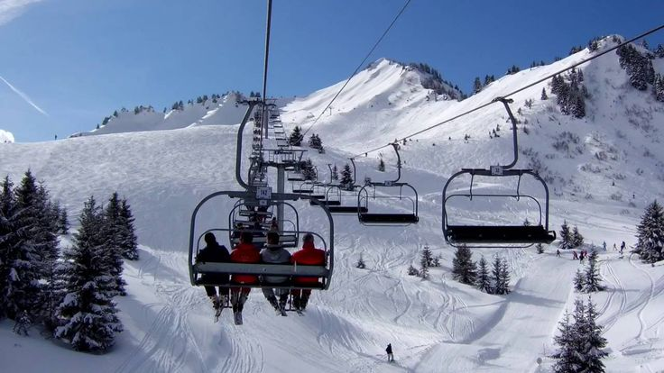Getaway to your own luxury chalet at  Chalet le Moulin.co.uk  Go Gatwick to Geneva in 90 mins then drive a rental car just 50 mins more. Enjoy the pretty twin village resorts of Praz de Lys-Sommand, with  24 lifts and 60km of peaceful skiing at all levels.