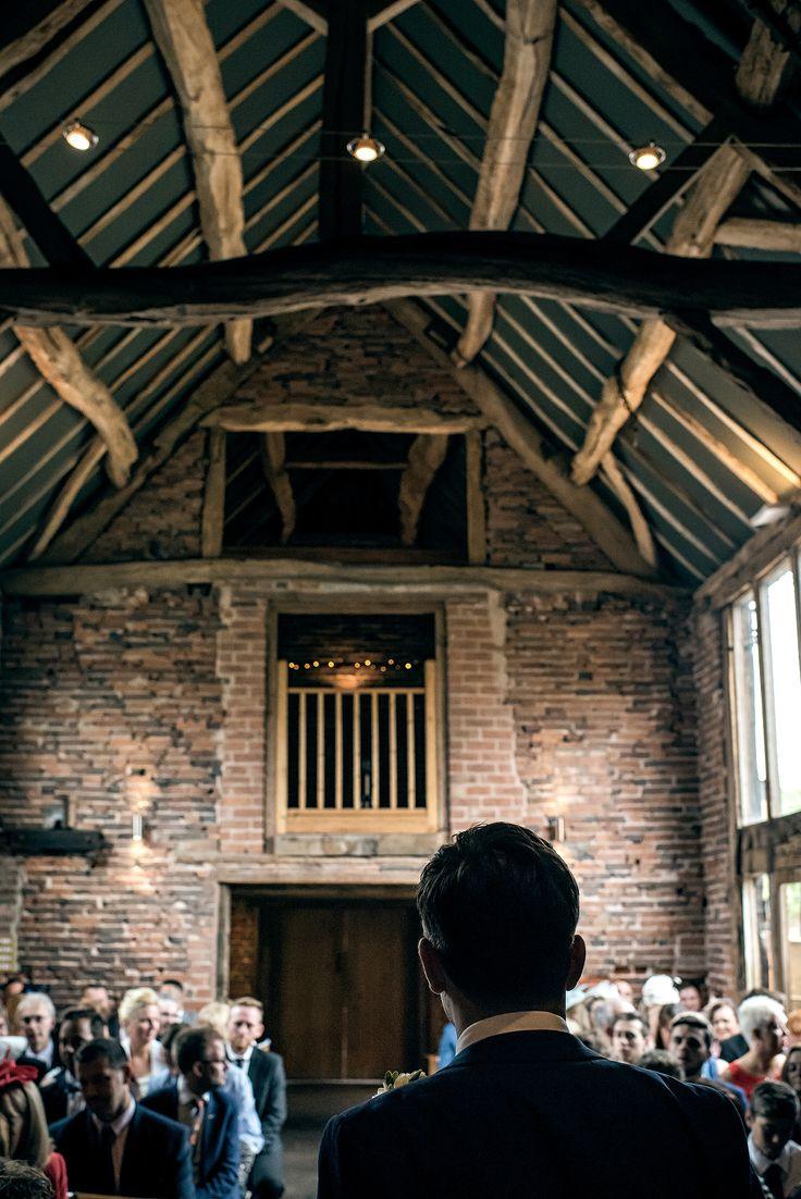 Packington Moor Wedding Photography - The Oat Barn