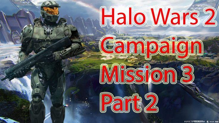 Halo Wars 2 Campaign | Mission 3 | Part 2