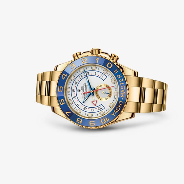 The Real Deal-Rolex Gold Yacht-Master II
