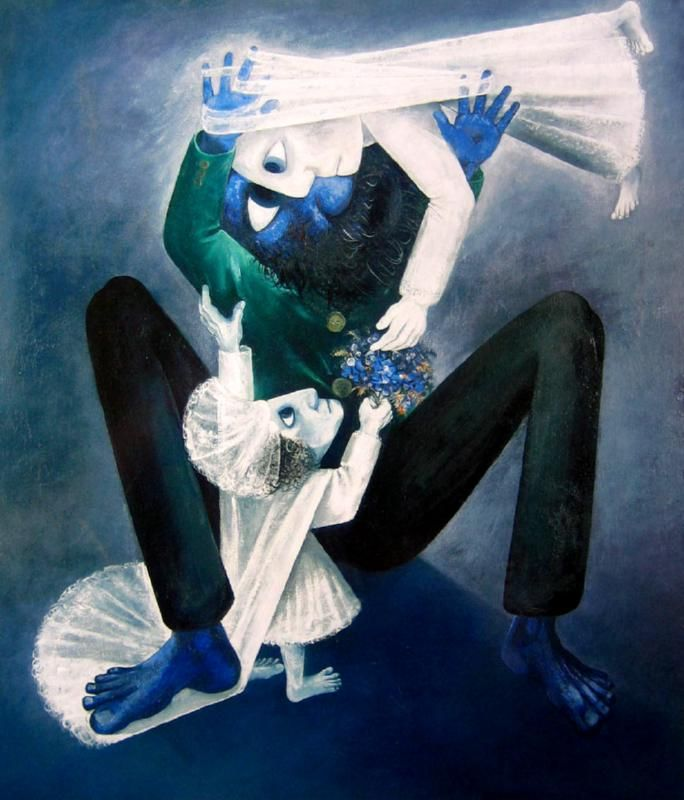 arthur boyd bride - Google Search