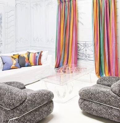 Zinc Textile Runaway Collection 2013  #zinctextile #renegrau #salonsinterija