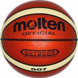 Balón Molten BGO7, recomendado para exterior www.basketspirit.com/Molten