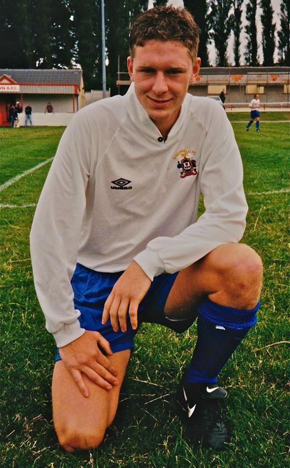 Thursday Legends - Richard Davenport | Sheffield FC