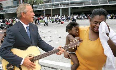 Stop playing Bush ... PLEASE! :-(