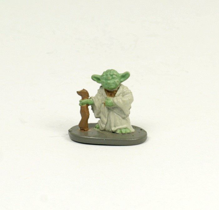 Star Wars Micro Machines Action Fleet Galoob Yoda #2