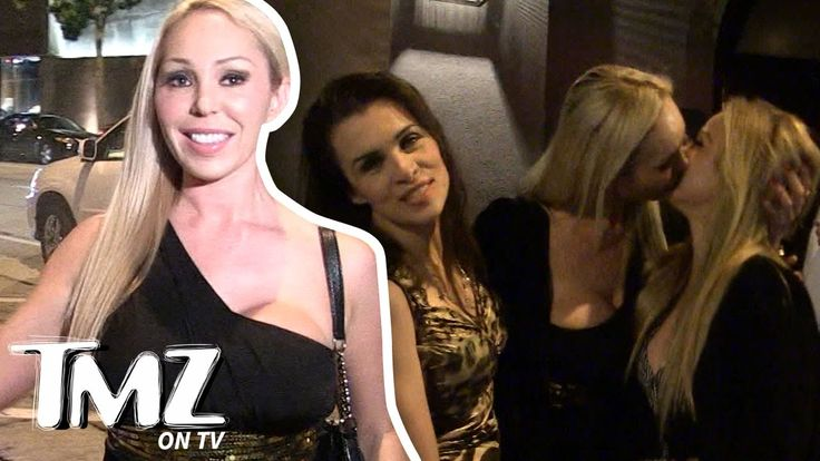 Mary Carey Is All About The Ladies Now (TMZ TV)