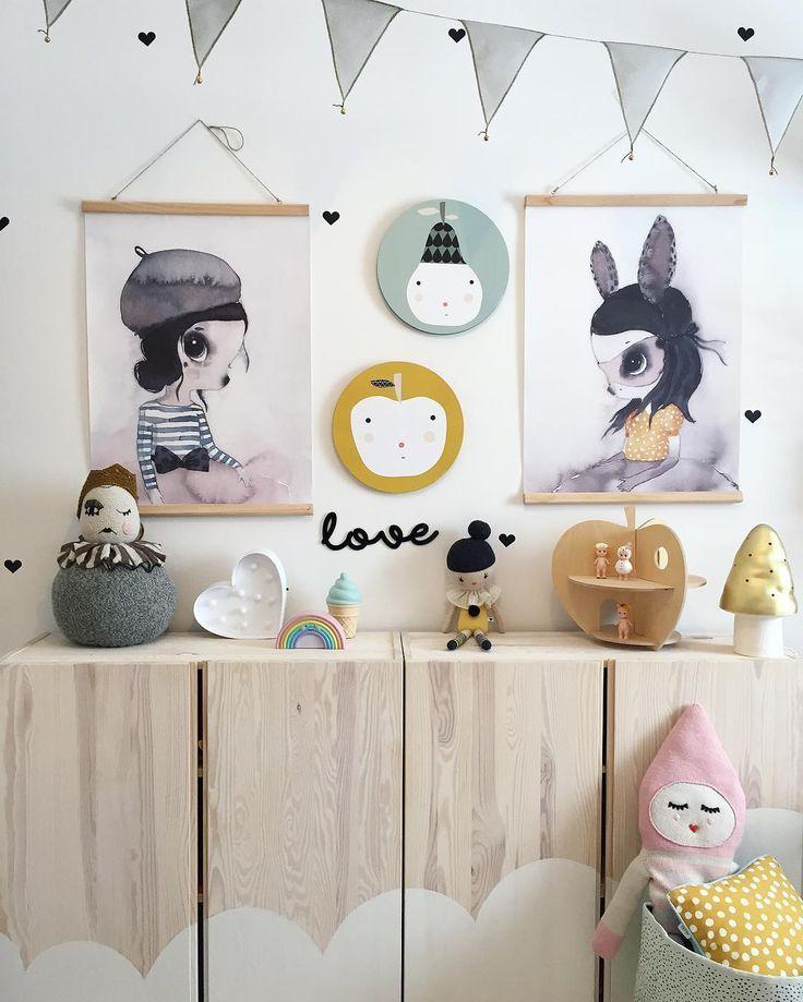 125 besten prints poster f r 39 s kinderzimmer prints. Black Bedroom Furniture Sets. Home Design Ideas