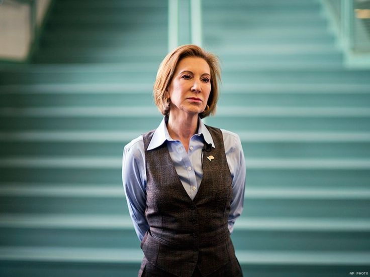 Carly Fiorina Quits GOP Race for President
