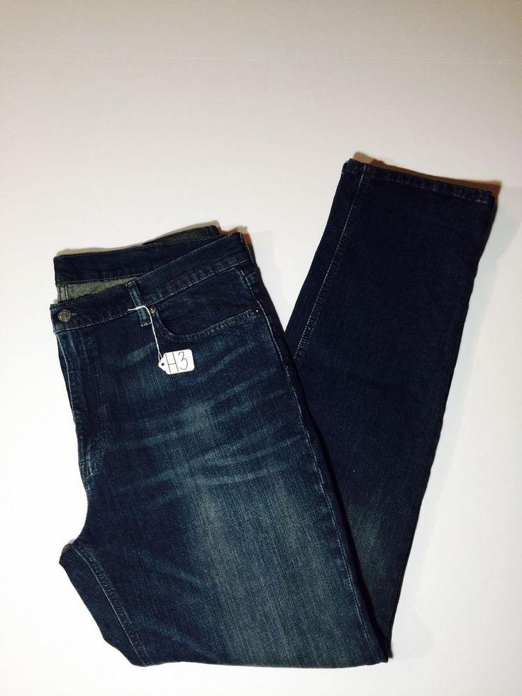 Men's Levis 541 Jeans Size Athletic Fit W38-L36 (H3)  | eBay