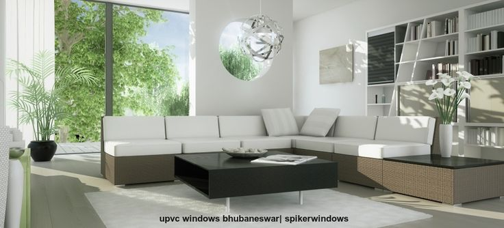 #UPVCwindow and #door systems are excellent thermal insulators and It can save energy up to 30% of energy requirement.