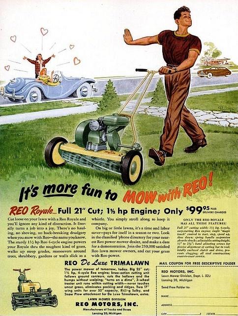 11 best Gardening Branding & Ads images on Pinterest | Grass, Lawn ...