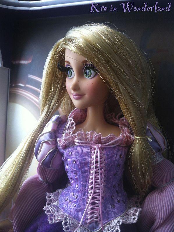 Rapunzel Limited Edition Doll