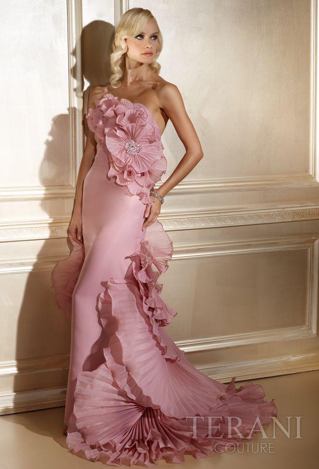 25 mejores imágenes de Evening Gowns en Pinterest | Vestidos de ...