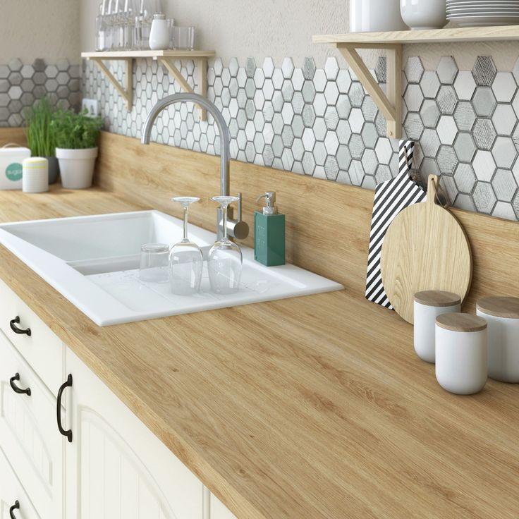 les 25 meilleures id es concernant plans de travail en bois sur pinterest travail du bois. Black Bedroom Furniture Sets. Home Design Ideas