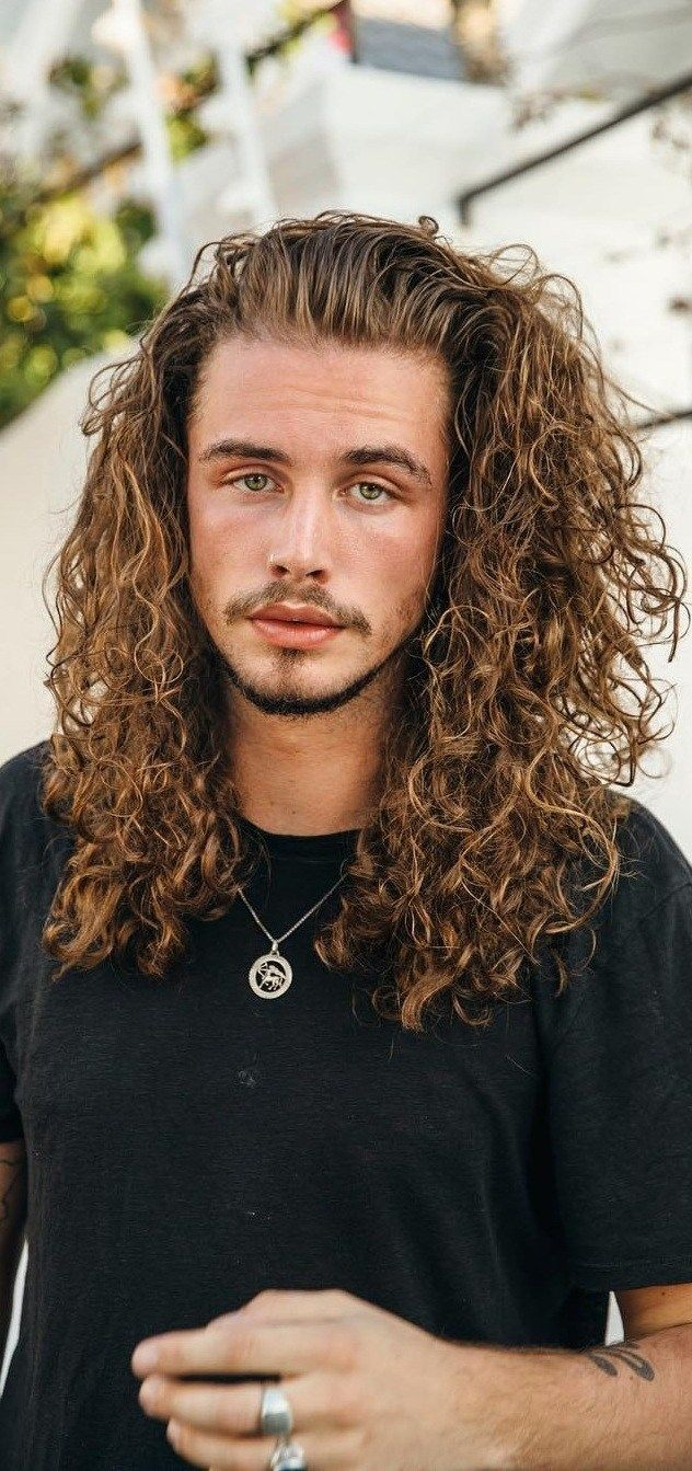 10 Sexiest Long Hairstyles for Men to rock in 10 in 10  Long
