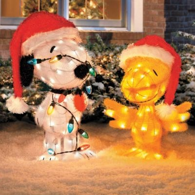 Peanuts Christmas Characters Snoopy Woodstock | Outdoor Christmas  Decorations | Pinterest | Christmas, Peanuts christmas and Snoopy - Peanuts Christmas Characters Snoopy Woodstock Outdoor Christmas