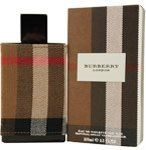 Burberry Brit for Men by Burberry London 3.4 oz Eau De Toilette Spray by Burberry. $59.81. 100 % Authentic. Brand New In Box. Satisfaction Guarantee. Eau de Toilette Spray. Burberry Brit For Men cologne by Burberry was launched in 2004. Epitomizing the modern, British man, Brit For Men captures a relaxed elegance and effortless style. This fresh, oriental woody fragrance that blends juicy green mandarin and freshly cut ginger with wild rose and spicy hints of cedarwood to...