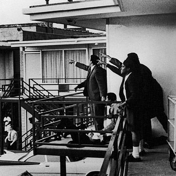 1000 ideas about martin luther king assassination on for Balcony history