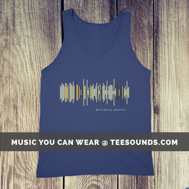 Next To Nothing by Superheaven  Design your own @ teesounds.com  ONLY $28 WITH FREE WORLDWIDE DELIVERY