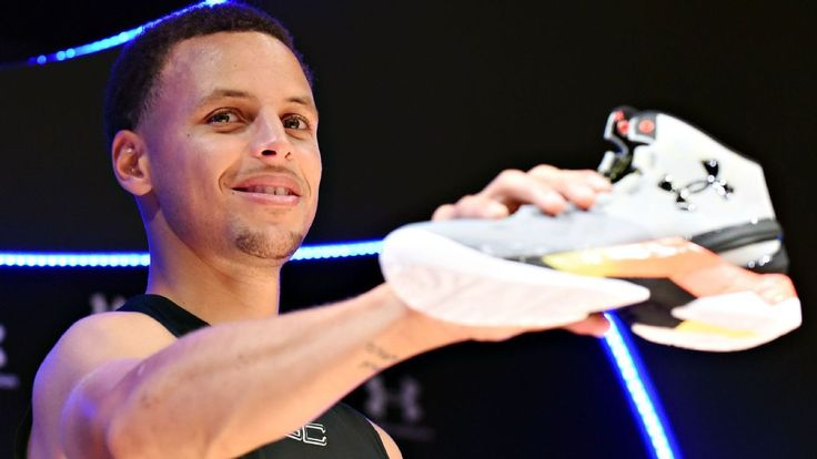 "Asked if he would consider leaving Under Armour if he didn't like its direction, Stephen Curry said: ""There is no platform I wouldn't jump off if it wasn't in line with who I am."""