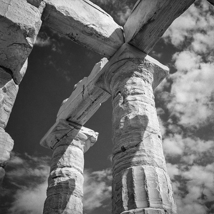 Sounion. The Temple of Poseidon.Photo© Robert McCabe.