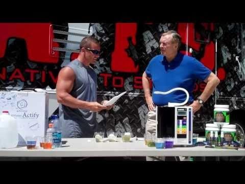 S.W.A.T.S.endorses kangen water... http://www.usakangenwater.com