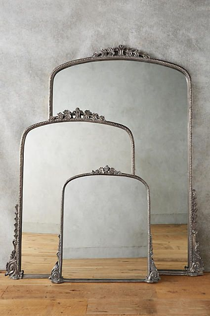 Anthropologie Gleaming Primrose Mirror #shopstylecollective #affiliatelink