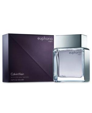 Calvin Klein euphoria men Aftershave Splash, 3.4 oz
